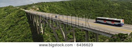 Bridge Between Havana And Matanzas