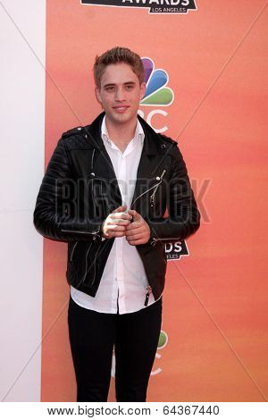 LOS ANGELES - MAY 1:  Brian Logan Dales at the 1st iHeartRadio Music Awards at Shrine Auditorium on May 1, 2014 in Los Angeles, CA
