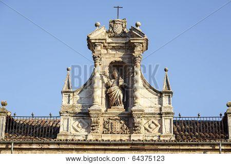 Old Hospital Of Burgo De Osma