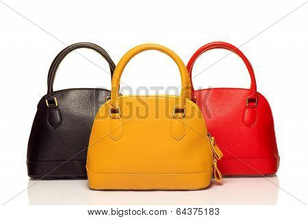Three Purses