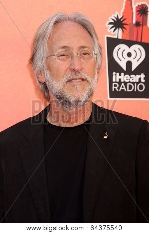 LOS ANGELES - MAY 1:  Neil Portnow at the 1st iHeartRadio Music Awards at Shrine Auditorium on May 1, 2014 in Los Angeles, CA