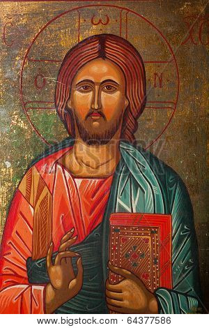 The Jesus Christ Icon