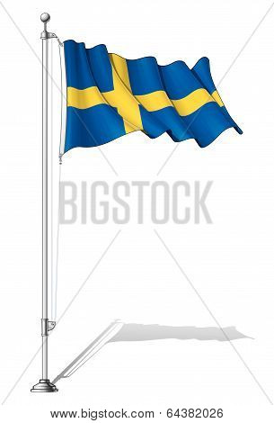 Flag Pole Sweden