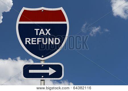 Tax Refund This Way