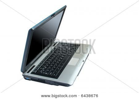 Laptop Comptuters side view