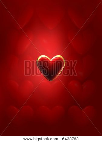 Valentin Day Heart