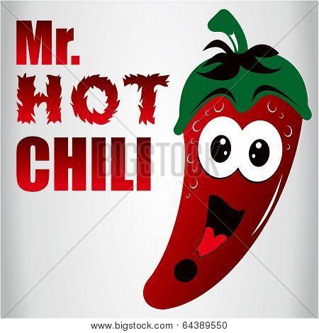Mr. Hot Chili