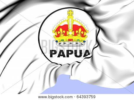 Territory Of Papua Seal