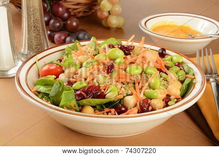 Very Healthy Salad