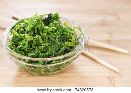 Healthy Kelp Salad