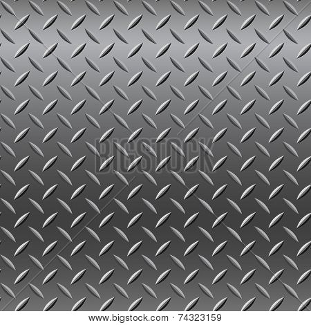 Chrome Metal Texture (Seamless Pattern)
