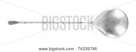 Teaspoon isolated on white