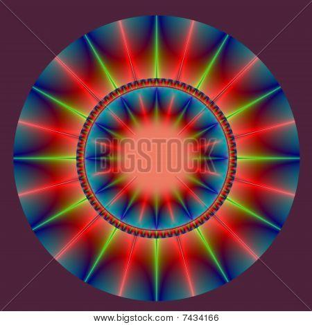 Sunburst Roundel