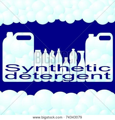 Synthetic detergent