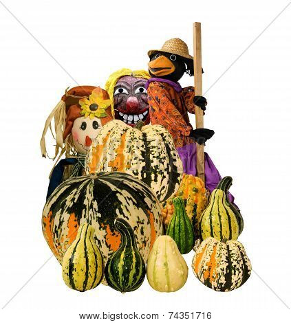 Halloween-Harvest decoration