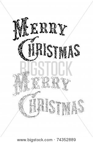 Merry Christmas congratulation text