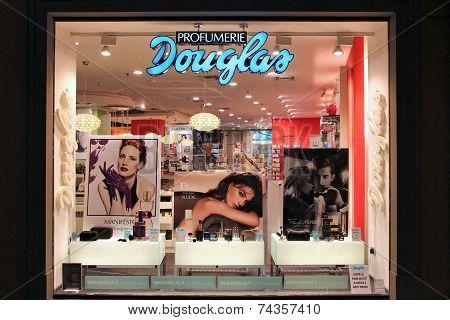 Douglas Perfumery