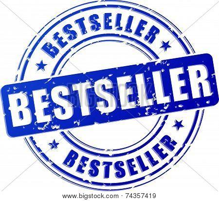 Best Seller Blue Stamp