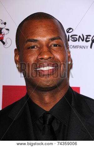 LOS ANGELES - OCT 17:  Jason Collins at the 10th Annual GLSEN Respect Awards at Regent Beverly Wilshire on October 17, 2014 in Beverly Hills, CA
