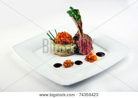 Lamb Ribs Roast