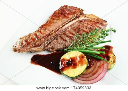 Grilled T-bone