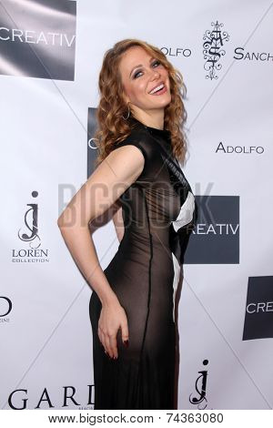 LOS ANGELES - OCT 20:  Maitland Ward at the Creativ PR Collections at Fashion Week at Mondrian on October 20, 2014 in West Hollywood, CA