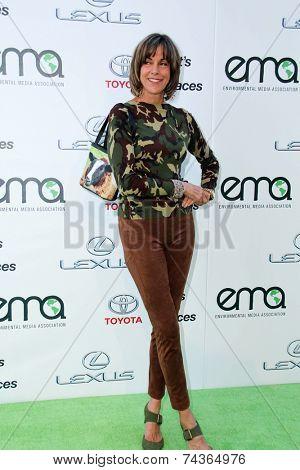 LOS ANGELES - OCT 18:  Wendie Malick at the 2014 Environmental Media Awards at Warner Brothers Studios on October 18, 2014 in Burbank, CA