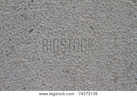Mother of pearl-colored plaster