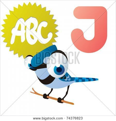 J is for Jay