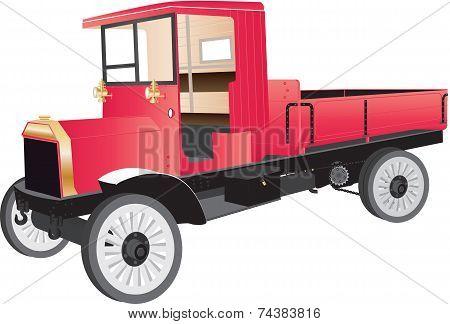 Veteran Truck