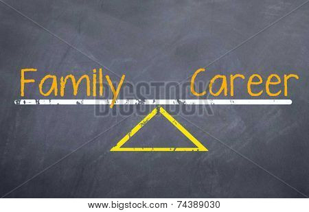 family career balance
