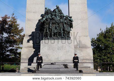 National War Memorial Of Canada