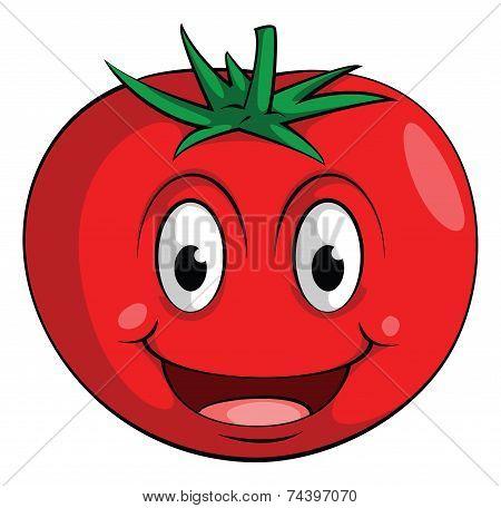 Smile Tomato