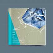 foto of priceless  - modern design for book cover with diamond element - JPG