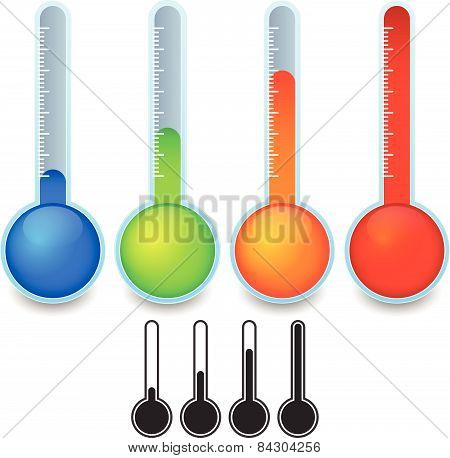 Thermometer Templates