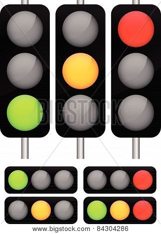 Traffic Lamps, Signals, Semaphores