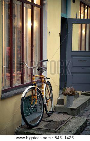 Vintage Bicycle Retro