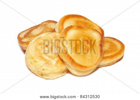 Heap Of Fritters