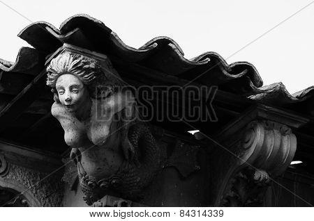 Baroque Mascaron