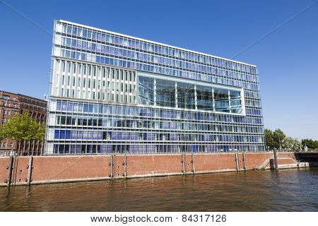 Deichtorcenter In Hamburg, Germany
