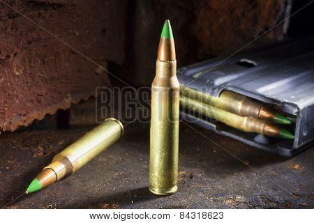 Armor Piercing Loads