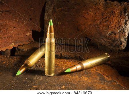 Armor Piercing Bullets