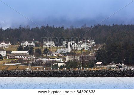 Haines, Alaska, On Lynn Canal