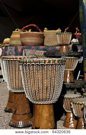 African Art Village Crafts In Tucson