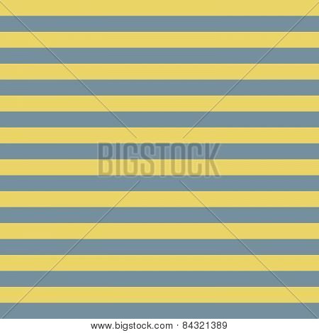 Yellow Gray Stripes Abstract Textile Background