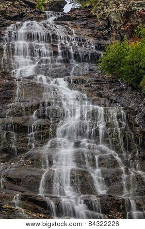 Capra Waterfall, Romania