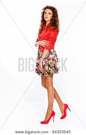 Fashion Teen Girl