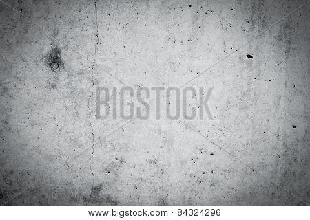 Black And White Stone Grunge Background