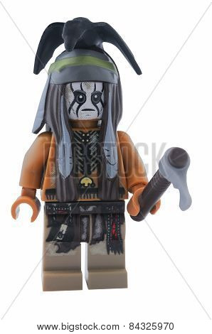 Tonto Lego Minifigure