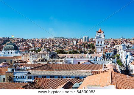 Sucre, Bolivia Cityscape